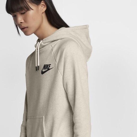 Woman Nike Rally Overhead Hoodie Reduced To Clear Nike